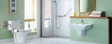 Inclusive bathroom
