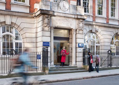 National Union of Teachers HQ - London