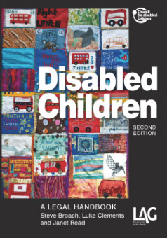 Cover of Disabled Children Legal Handbook