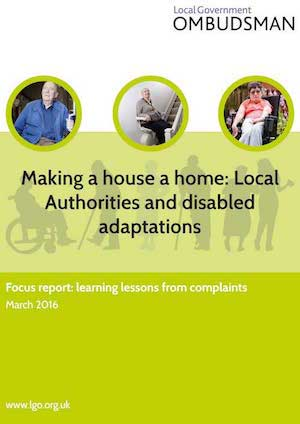 Report on DFG complaints